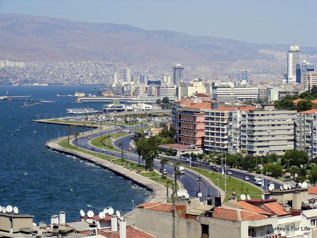 View From Asansör, Izmir