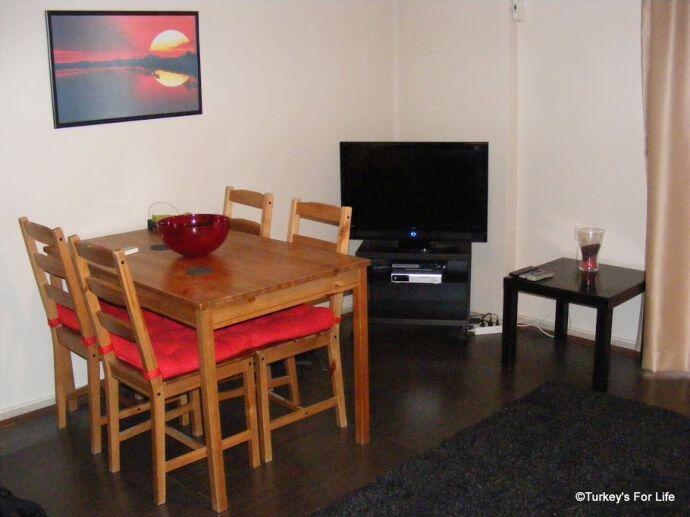 Alsancak Studio Apartment