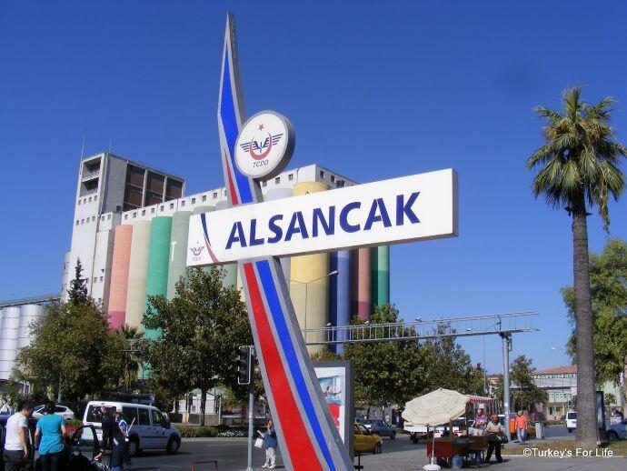 Alsancak Train Station, Izmir
