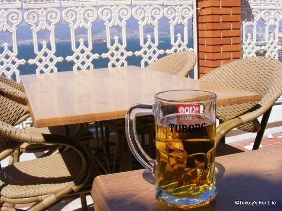 Beer At Asansör, Izmir