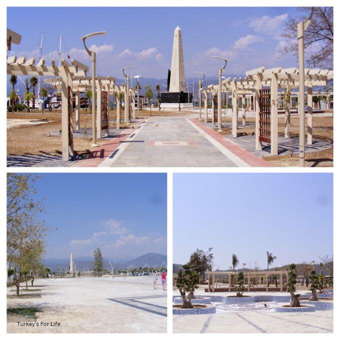 Fethiye Town Square And Park