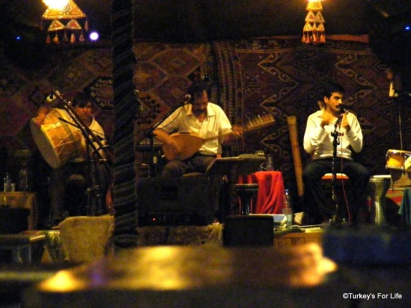 Live Turkish Music, Calis Beach