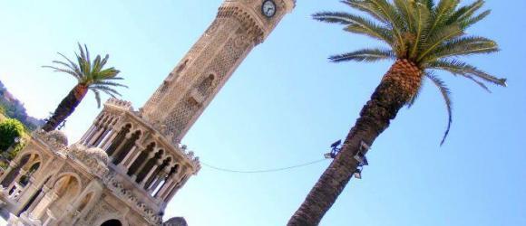 Izmir Clock Tower, Turkey