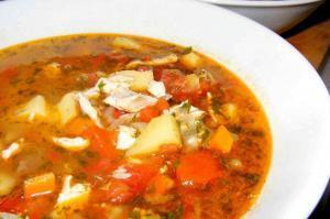 Mackerel Soup Recipe
