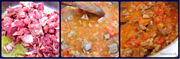 Tomato Stew For A Hünkar Beğendi Recipe