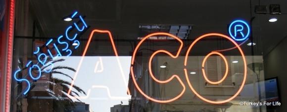 Aco Söğüşçü, Alsancak, Izmir