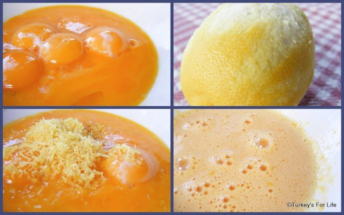 Turkish Yoghurt Cake Recipe