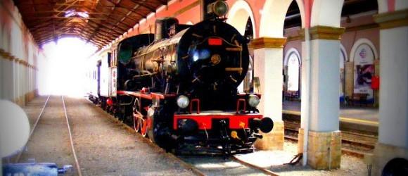 Alsancak Train Station, Izmir, Turkey