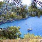 Fethiye Beaches: Walking To Kuleli Koyu From Fethiye