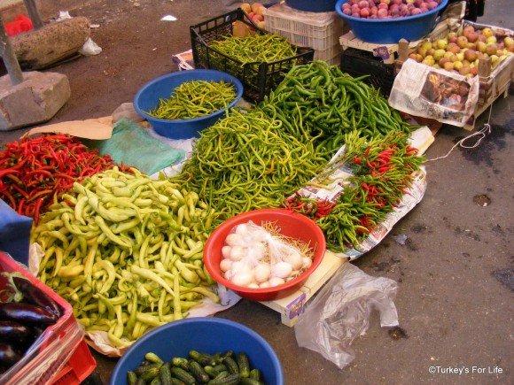 Izmir Alsancak Market