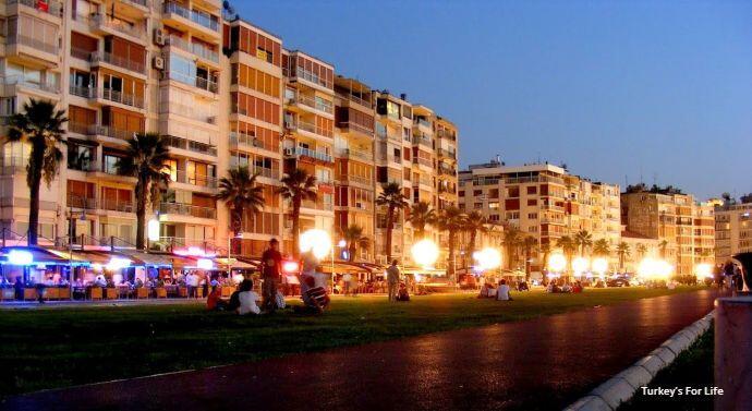 Summer Nights, Izmir