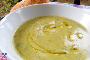 Potato And Broccoli Soup Recipe