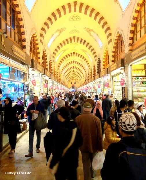 Egyptian Spice Bazaar, Mısır Çarşısı