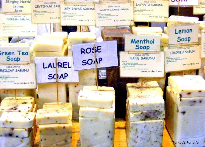 Soap Souvenirs, Spice Bazaar