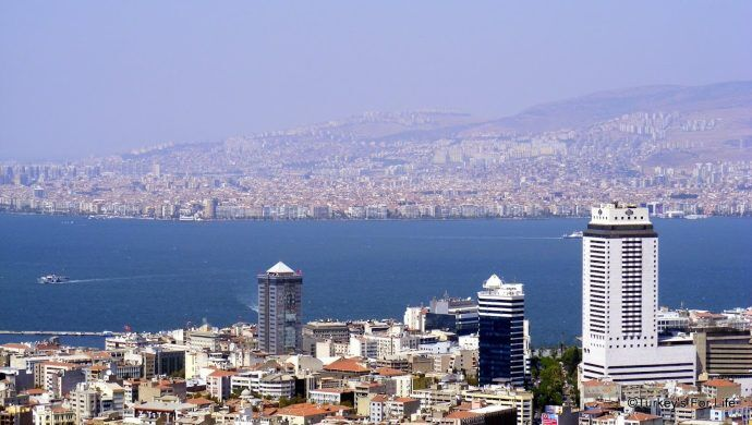 Gulf Of Izmir