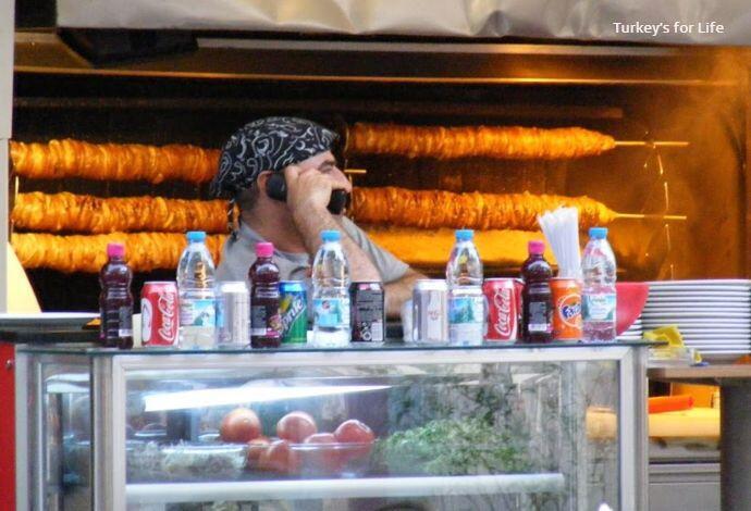 Kokoreç On Kıbrıs Şehitler Caddesi