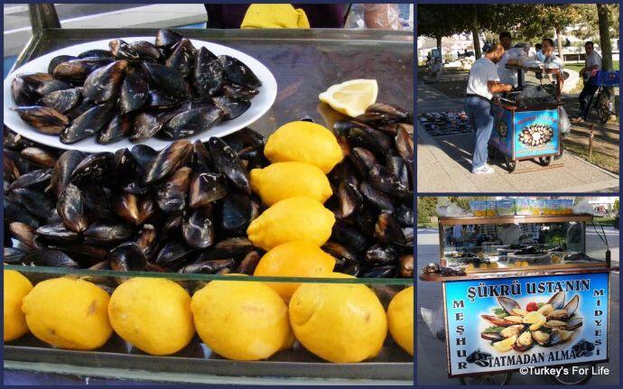 Midye Dolma - Stuffed Mussels