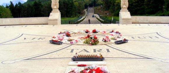 Polish War Cemetery And Monte Cassino