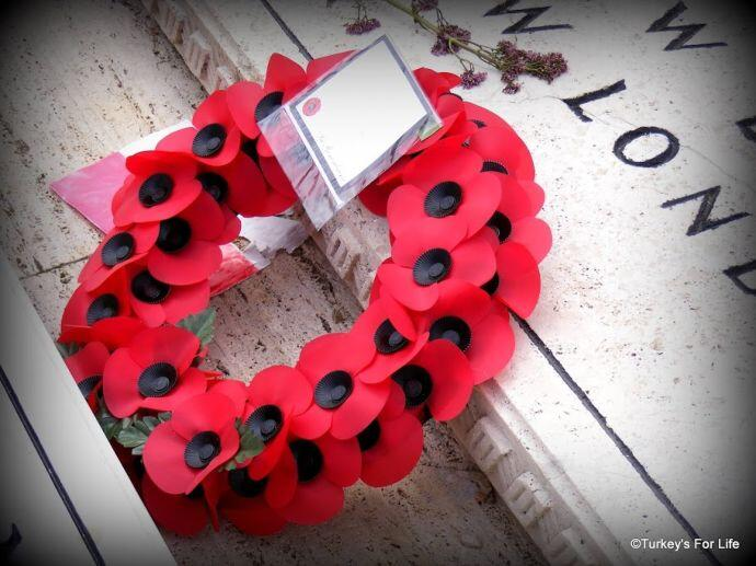 Poppy Wreath, Polish War Cemetery