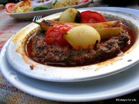 Turkish Food Focus: Tepsi Kebab