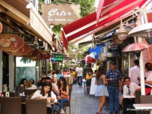 Alsancak Side Streets, Izmir