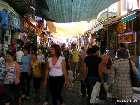 Kemeraltı, Izmir