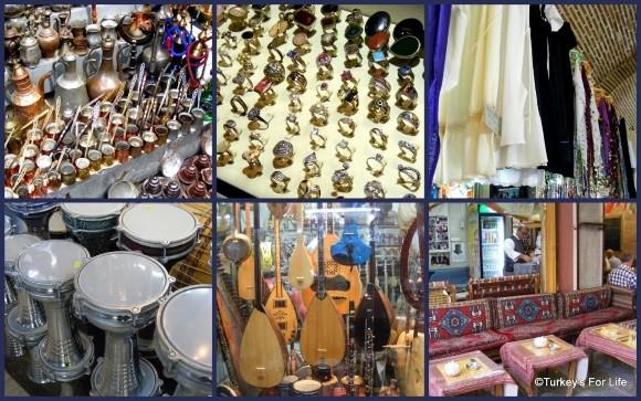Turkish Goods, Kızlarağası Hanı, Izmir