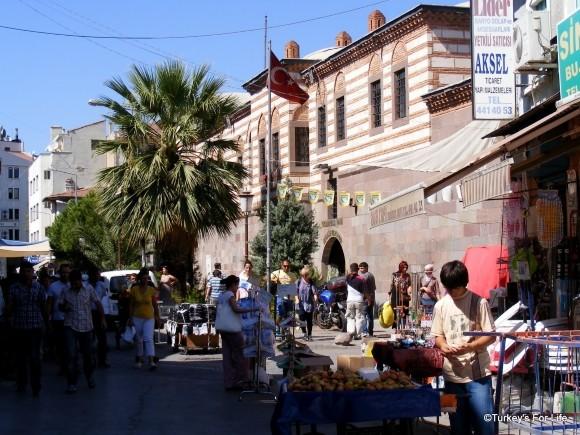 Kızlarağası Hanı, Izmir, Turkey