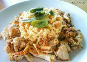 Nohutlu Pilav Recipe