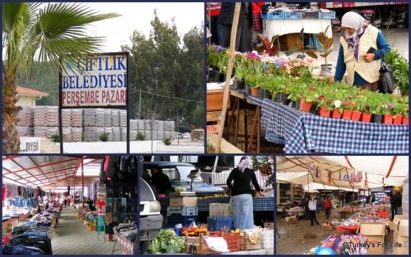 Ciftlik Market, Fethiye