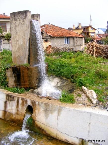 Water Spring, Çiftlik, Fethiye