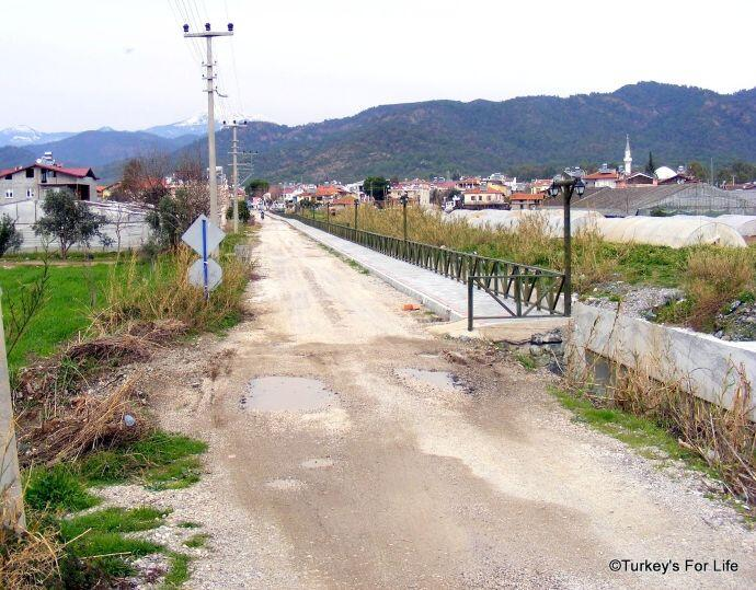 Çiftlik Village, Fethiye