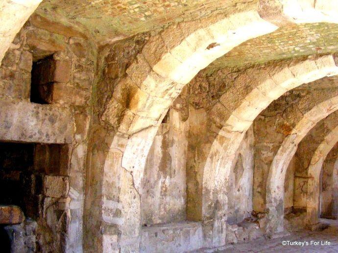 Izmir Agora Arches