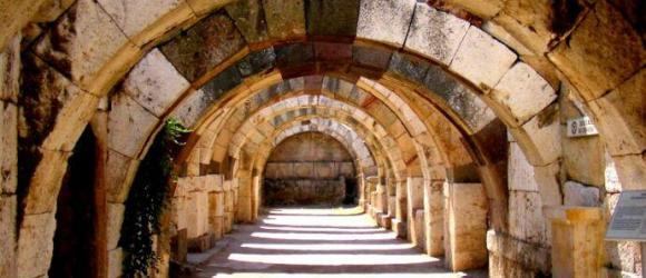 Izmir Agora Cisterns