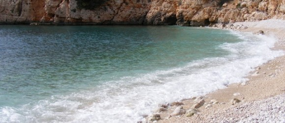 Two Kaş Beaches – Little Pebble Beach And Big Pebble Beach