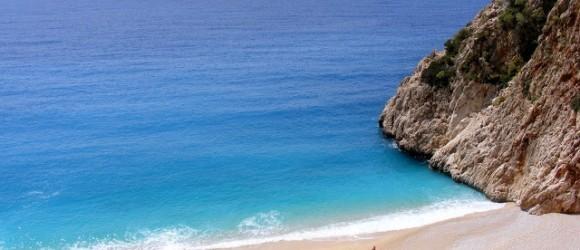 Kaputas Beach, Kalkan, Turkey