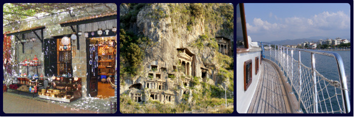 Things To Do In Fethiye Turkey Turkeys For Life