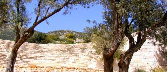 Exploring Kaş: Views From Ancient Antiphellos Theatre