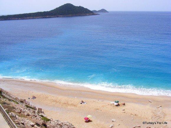 Kaputaş Beach, Antalya Province, Turkey