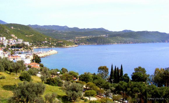Kaş Harbour View From Antiphellos