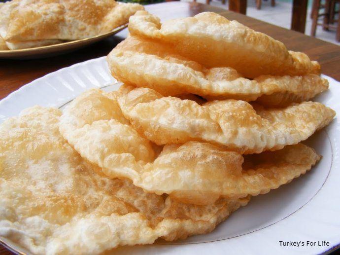 Tatar Çiğ Börek, Eskişehir