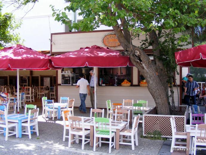 Iksirci Tezcan, Fethiye