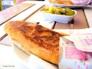 Iksirci Tezcan Tost, Fethiye