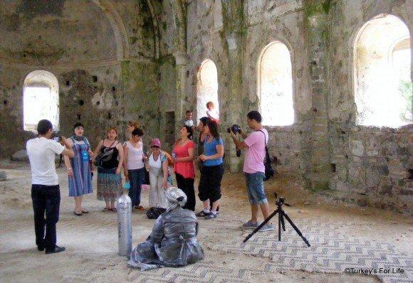 Harmonies In The High Church, Kayaköy