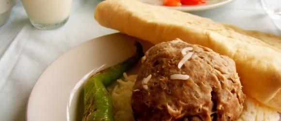 Turkish Food Focus: This Isn't Just Any Köfte, This Is Doğubeyazıt Köftesi!