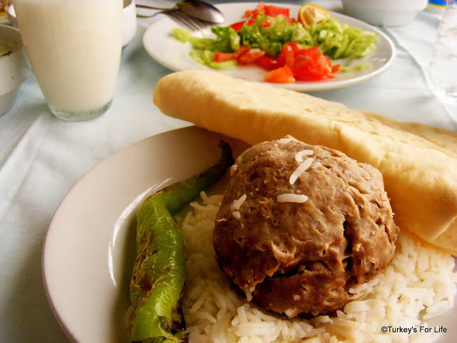 Turkish Food - Doğubeyazıt Köfte