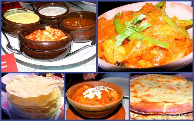 Calis Beach Restaurant Food