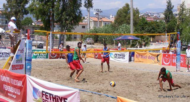 Pro Beach Volleyball, Çalış