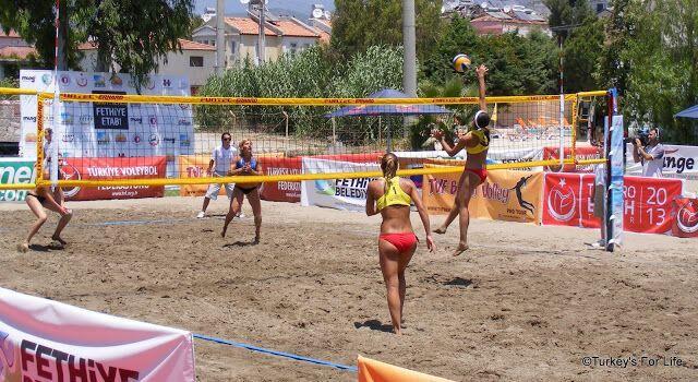 Pro Beach Volleyball, Women