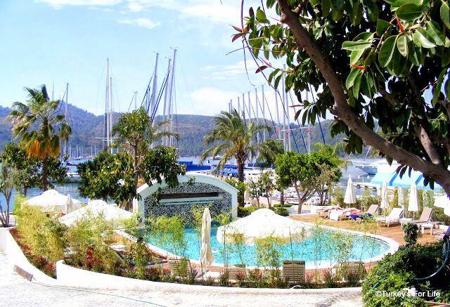 Yacht Classic hotel, Fethiye